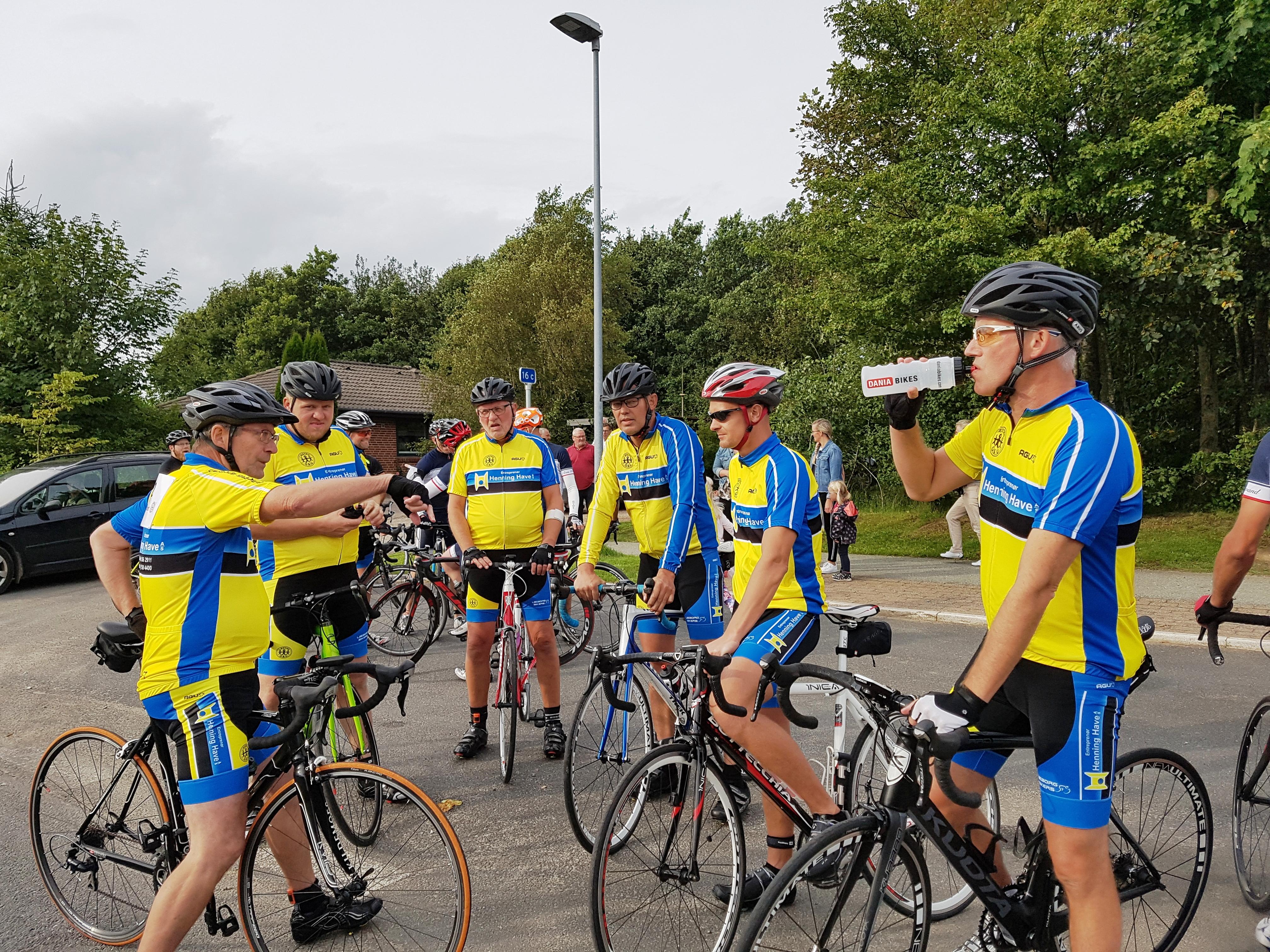 Læborg Bikers starter i en Coronatid