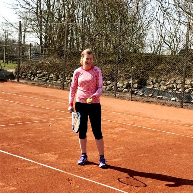 Tennis: Banen er klar!