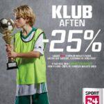 Klubaften i Sport24