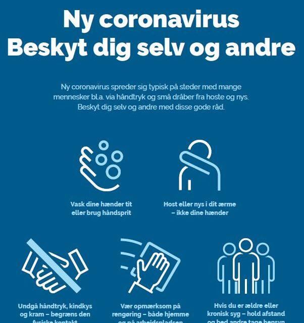 Ændringer af gymnastikopvisning ifm. coronavirussen
