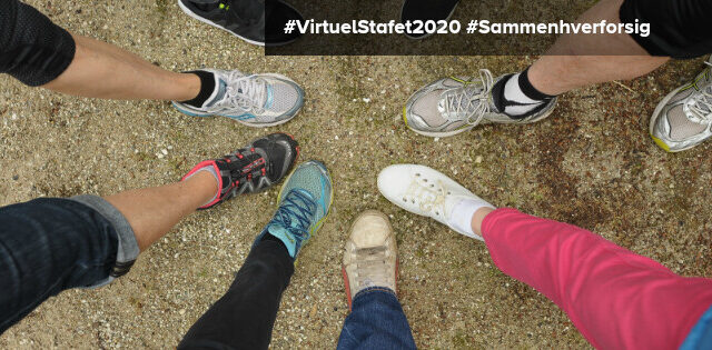 Virtuel stafet 2020 – for alle!